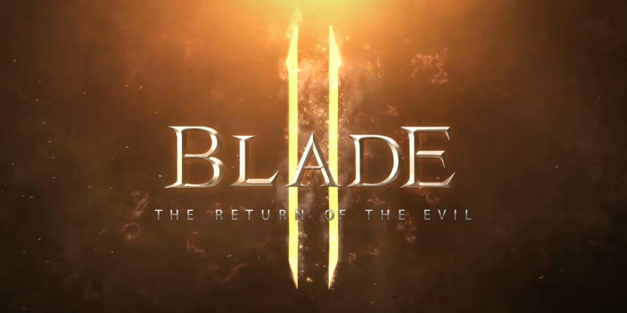 Blade II Unreal Engine 4 Trailer