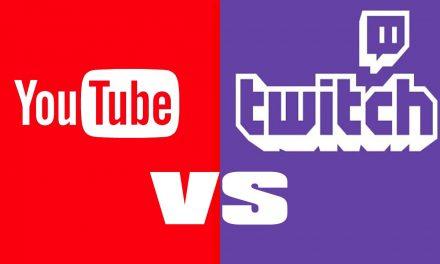 Stream το YouTube? Twitch Upload το Twitch!
