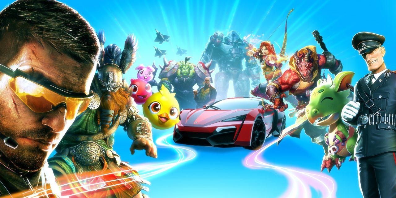 Η Gameloft ανακοίνωσε 4 νέα mobile games!