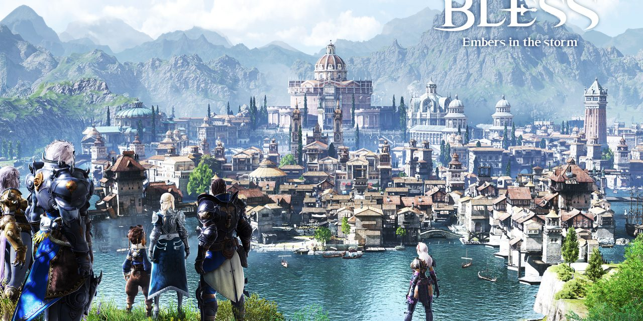Bless Online – The Blazing Fire Adventures