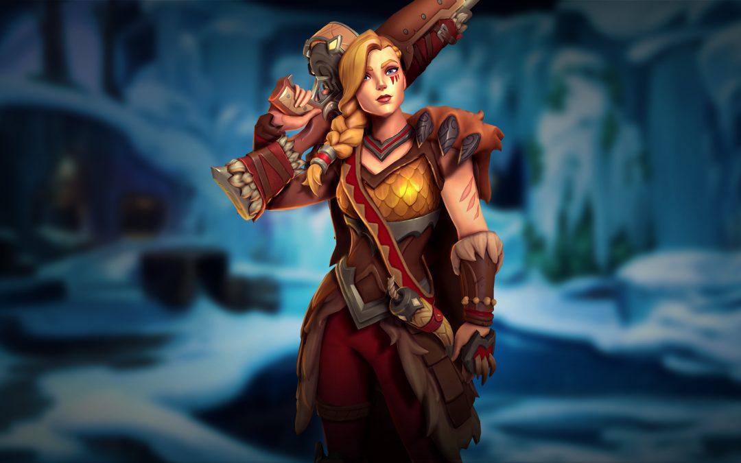 Νέα ηρωίδα στο Paladins με το όνομα Tyra!