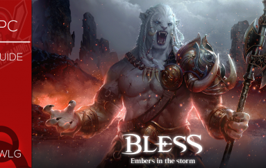 Bless Guide – Taming System