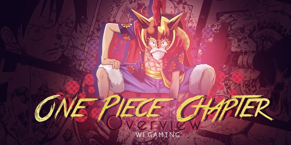 One Piece: Επισκόπηση του τεύχους 840 – Iron Mask