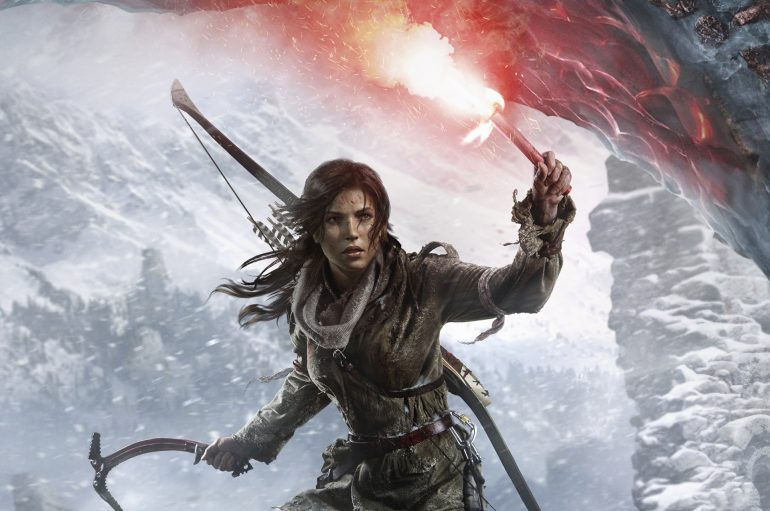 Grab Rise of the Tomb Raider for Xbox One at just £20