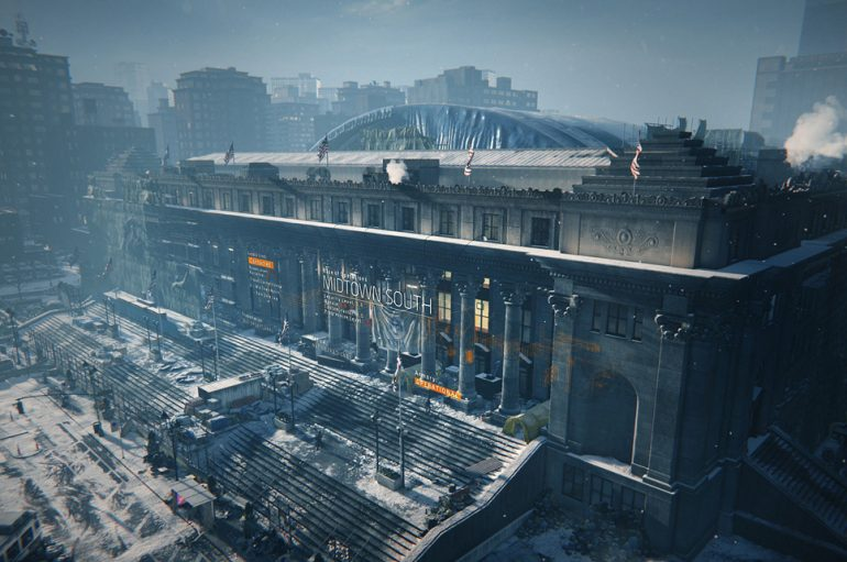 Another reason to play Tom Clancy's The Division on Xbox One