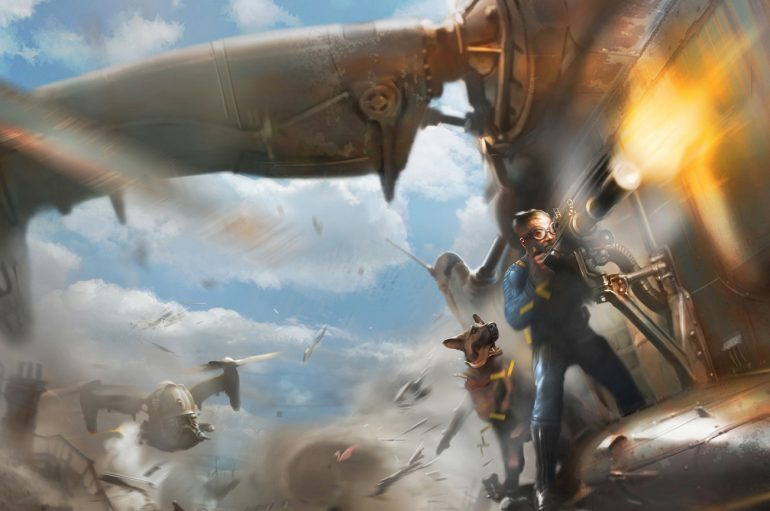 Fallout 4's next update makes the game way harder on consoles