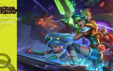 League Of Legends: Patch 6.9