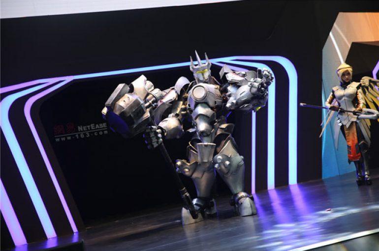 Τα overwatch cosplays στο ChinaJoy 2016 ήταν πολύ πετυχημένα