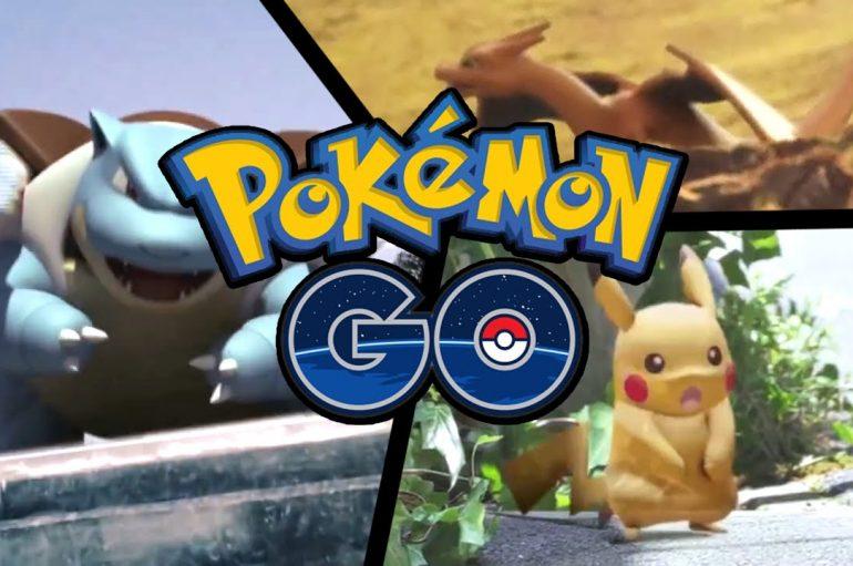 Διαθέσιμο πλέον το Pokemon GO σε android και iOS!