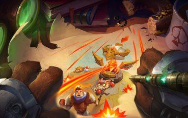League Of Legends RGM: Nexus Siege [22/7 – 25/7]