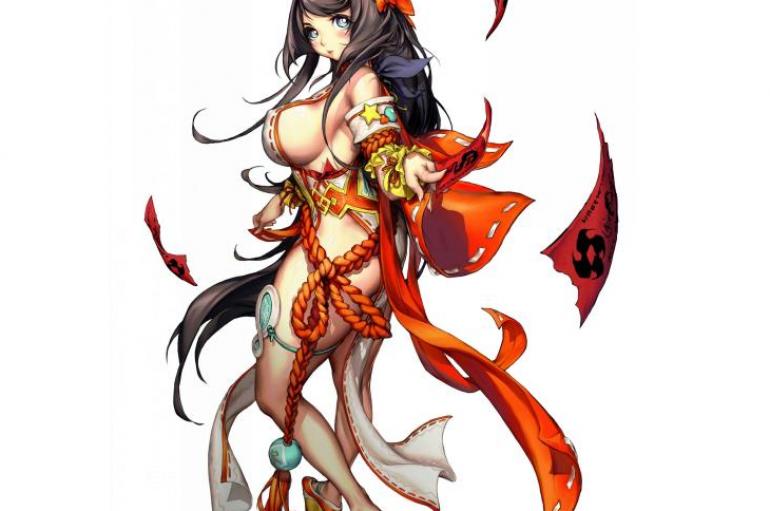 Εκπληκτικό cosplay με θέμα το Blade&Soul από την Julia.