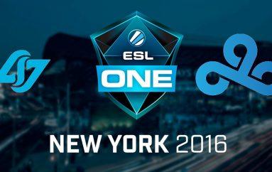 Νίκη της Cloud9 ενάντια της CLG για το ESL One New York 2016 Qualifier