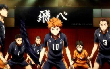 Η 3η Season του Haikyu είναι το πιο αναμενόμενο στην Ιαπωνία!