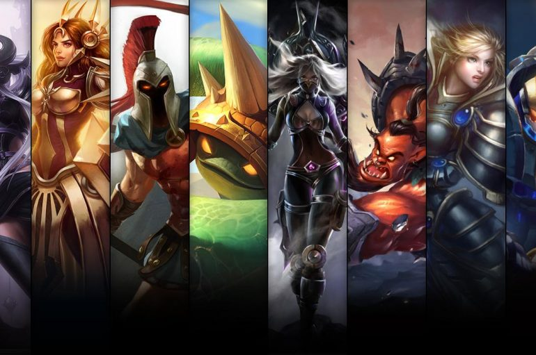 League Of Legends Champion & Skin Sales: 11/10 – 14/10