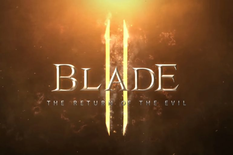 Blade II Unreal Engine 4 Trailer