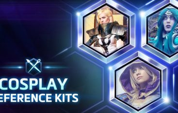 Updates στα Cosplay Guides η Blizzard!
