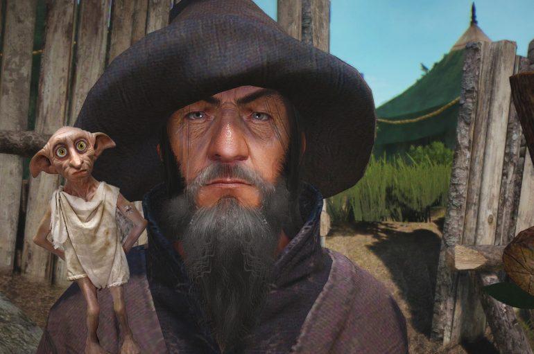 Black Desert(KR) :  Το Awakening του Wizard είναι πολύ Badass!