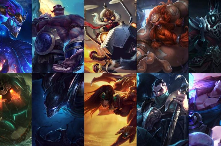 League Of Legends Champion Rotation: 11-17/10