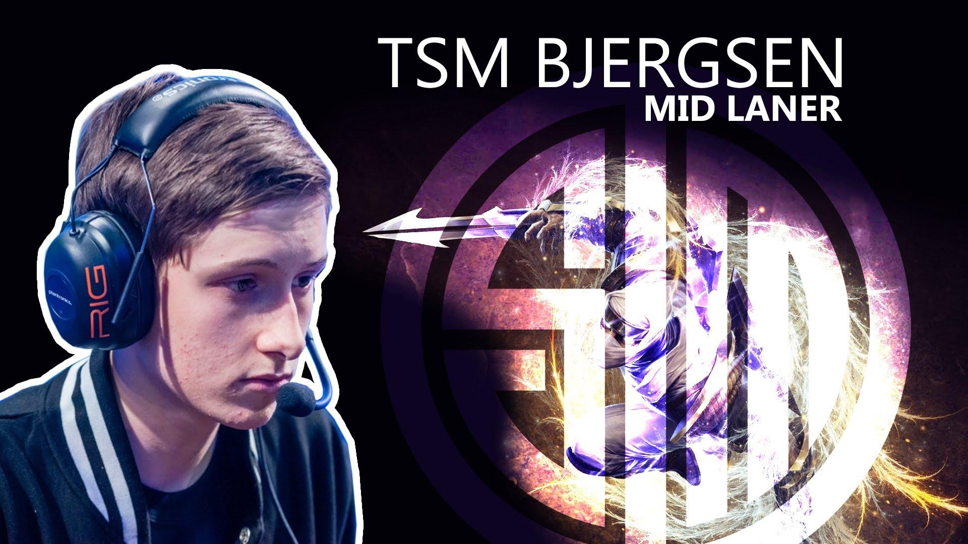 Ο TSM Bjergsen μας δείχνει τα skills του