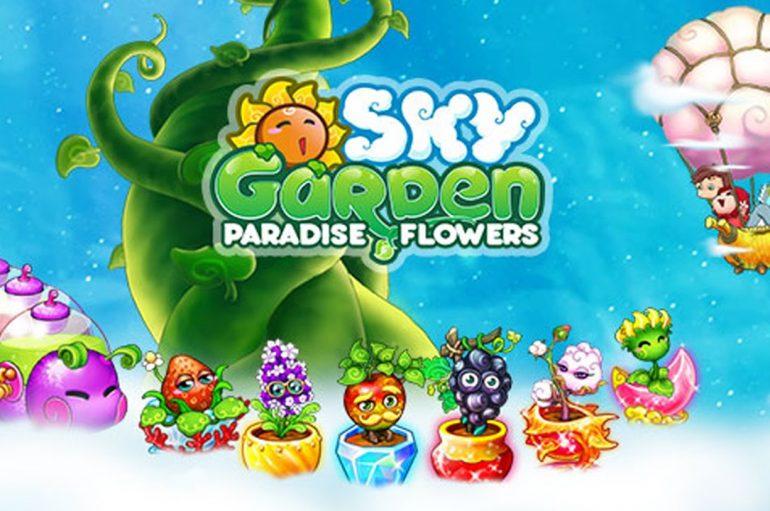 Sky Garden : Farm in Paradise [Mobile Game]