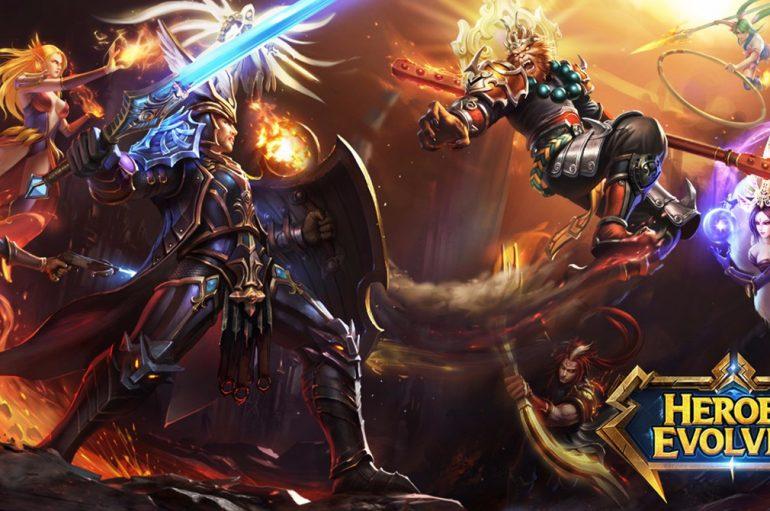 Το Heroes Evolved διαθέσιμο στην Ευρώπη!