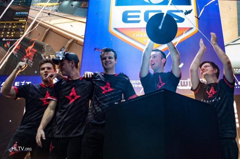 Νικήτρια η Astralis ενάντια της Optic Gaming στο τελικό του ECS Season 2