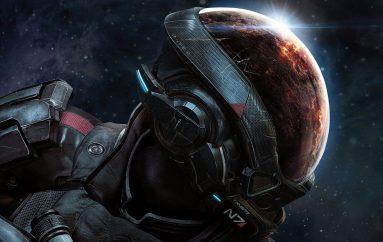Mass Effect: Andromeda gameplay trailer!