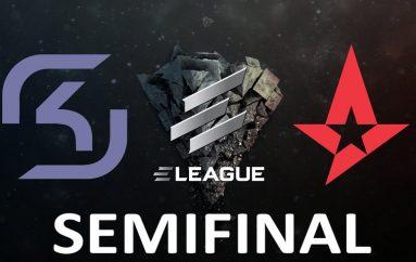 Μεγάλη νίκη για την Astralis ενάντια της SK Gaming στο E-League Season 2 Semi Finals