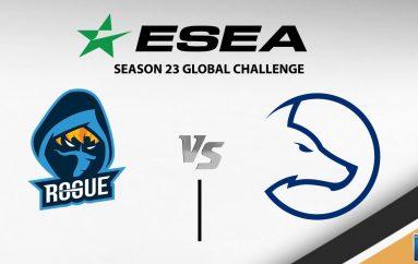 Νικήτρια η Rogue.gg ενάντια της LDLC στο ESEA Challenge Finals Season 23