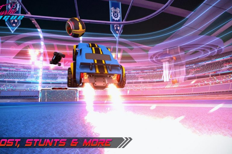 Rocket League για τα κινητά? Turbo League![REVIEW]