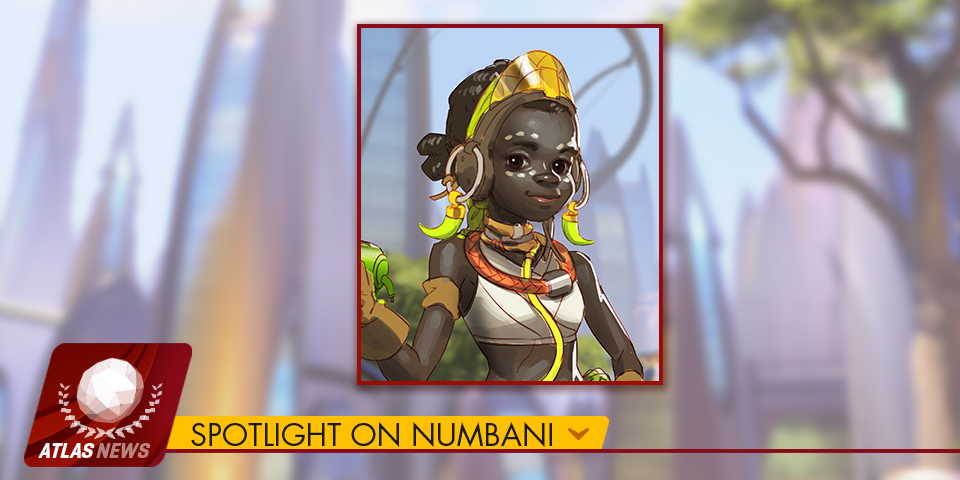 Efi Oladele η νέα ηρωίδα στο Overwatch!