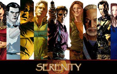 Διαστημόπλοιο τύπου Firefly: Serenity