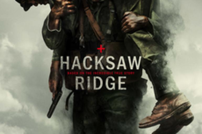 Hacksaw Ridge : Η ιστορία ενός διαφορετικού στρατιώτη.