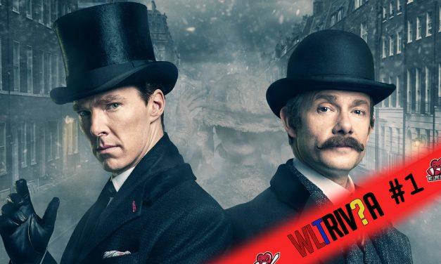 WLTrivia #1 – Sherlock [TV Series]