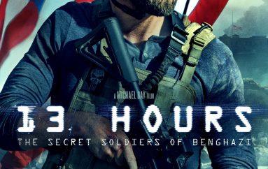 13 Ώρες: Οι μυστικοί Στρατιώτες της Βεγγάζης