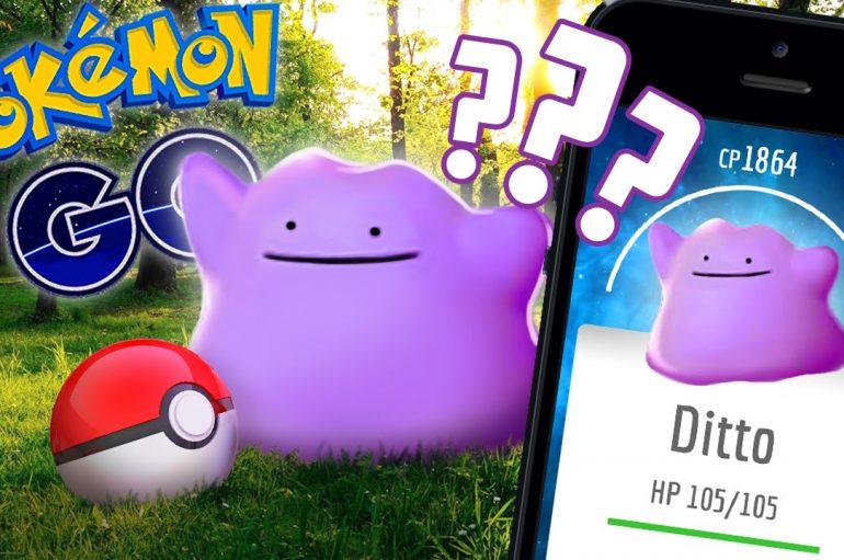 Pokemon go: Επιβεβαιώθηκε η λίστα των pokemon δεύτερης γενιάς που μετατρέπεται ο ditto