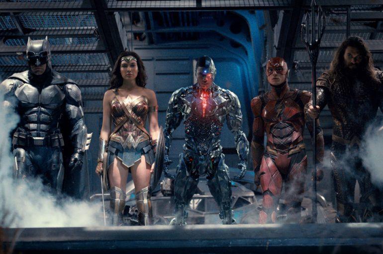 To πρώτο trailer της ταινίας justice league έφτασε!