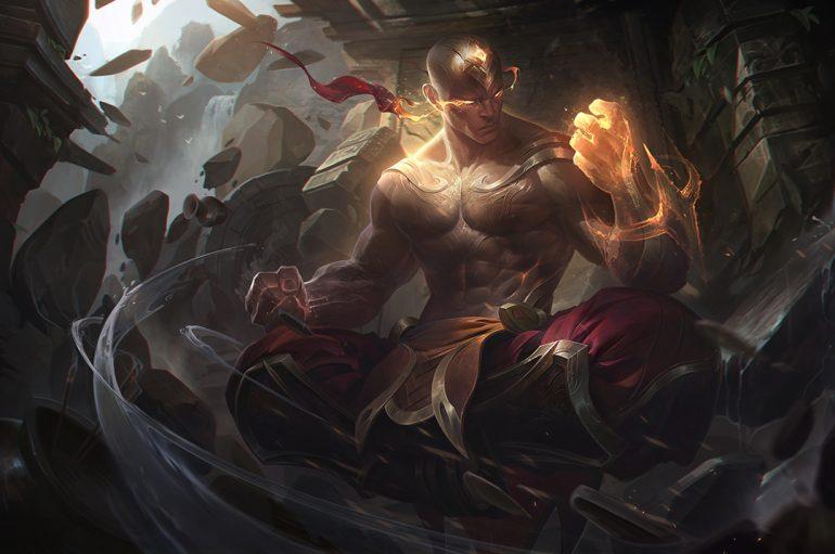 League Of Legends: Dreadnova Darius & God Fist Lee Sin