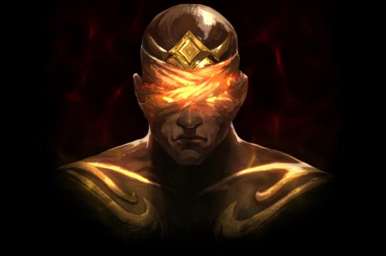 League Of Legends: Lee Sin Skin Teaser