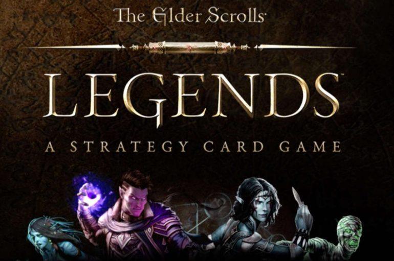 Ξεκινάει και επίσημα το Elder Scrolls: Legends!