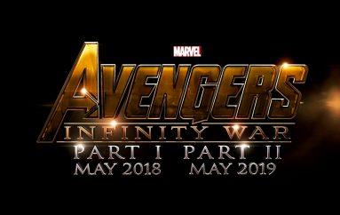 Πόσο θα κοστίσει η παραγωγή της ταινίας Avengers : Infinity War?