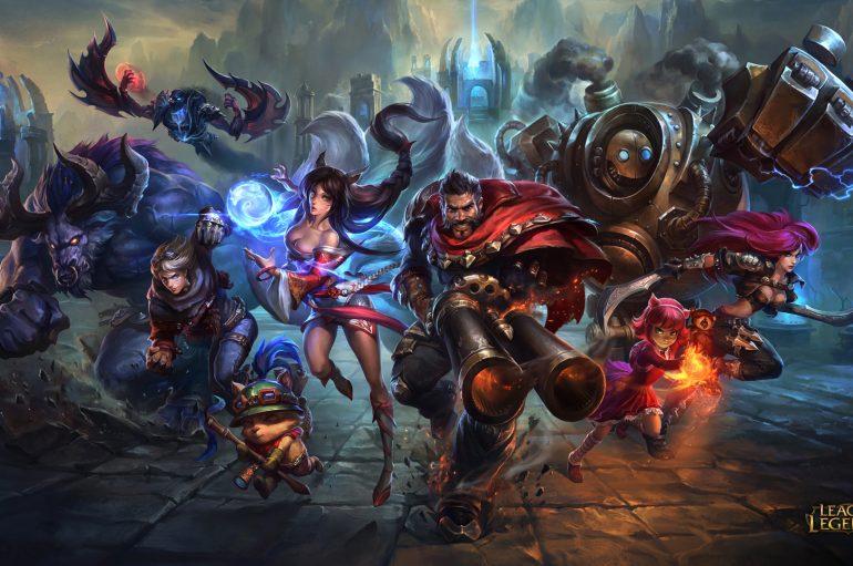 League Of Legends: Patch 7.9 Server Maintenance