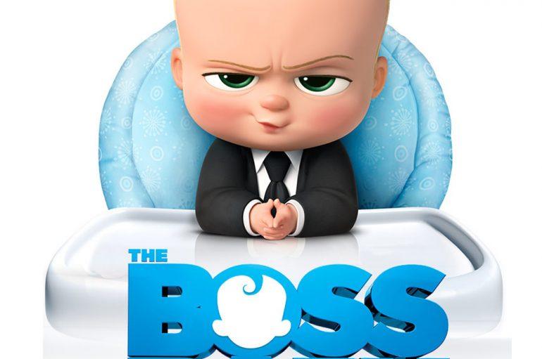 The Boss Baby / Αρχηγός από κούνια [2017] [Review]