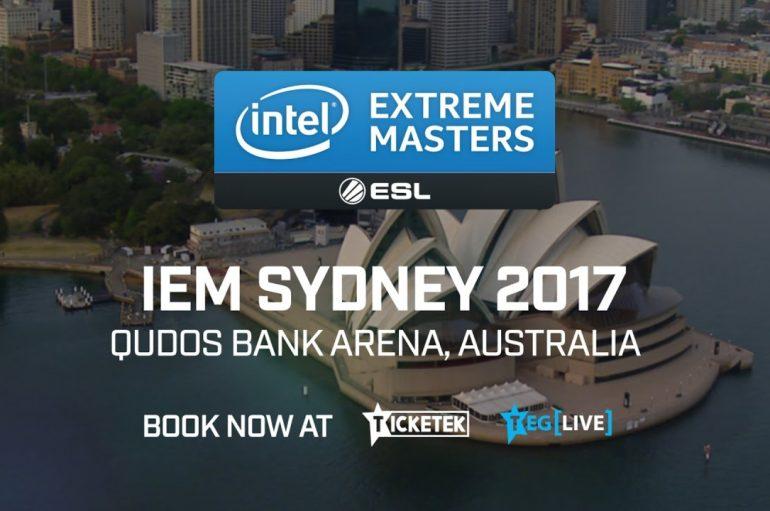 Ανακοινώθηκε το talent line-up του IEM Sydney