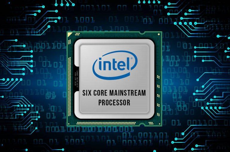Intel Coffee Lake CPU