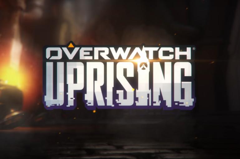 Overwatch: Το Uprising είναι τώρα διαθέσιμο!