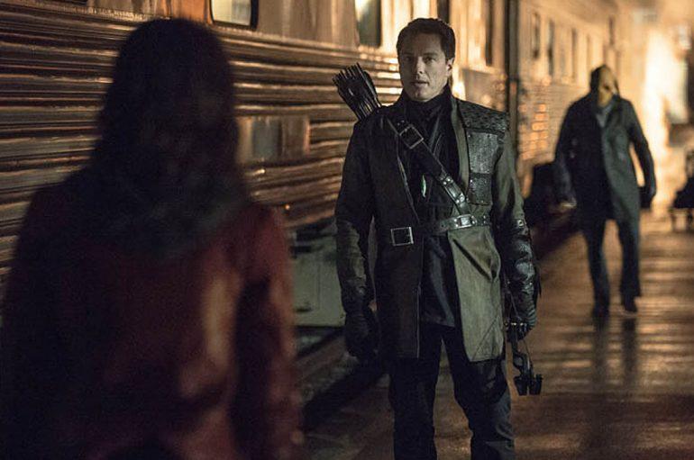 Arrow: Malcolm Merlyn – Ένας σημαντικός παράγοντας για το φινάλε της 5ης σεζόν