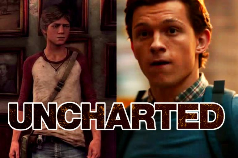 Η ταινία Uncharted δανείζεται τον Spider-Man!