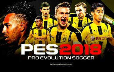 Το νέο PES 2018!