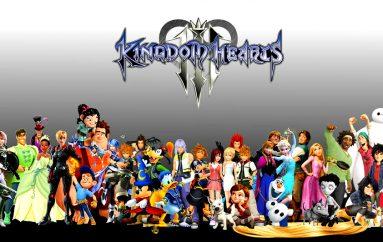 Προβλήματα με το Kingdom Hearts III !